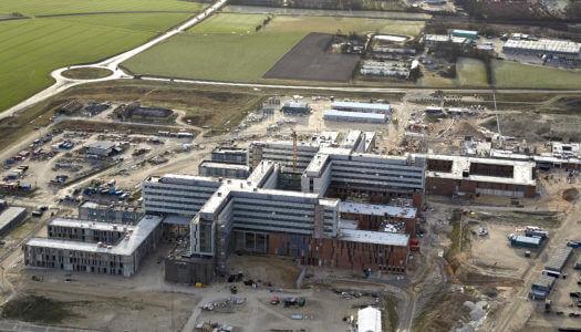 NAU, Nyt Aalborg Universitetshospital
