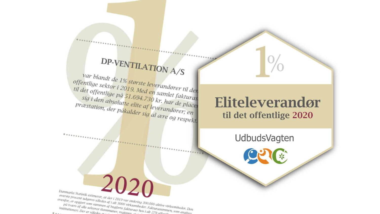 DP ventilation-Eliteleverandør Collage