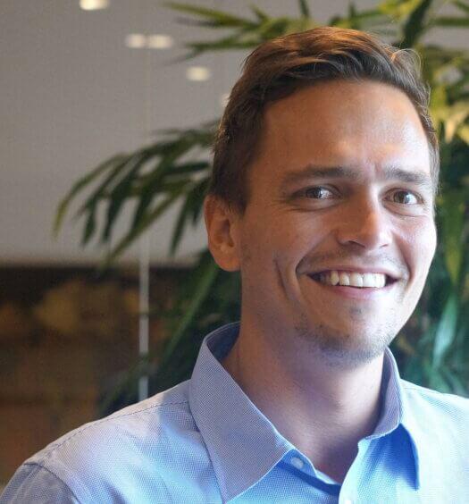 Jonas Dupont er ny projektleder hos DP ventilation a/s