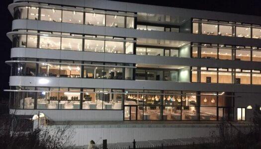 DSV´s hovedkontor i Hedehusene afleveret