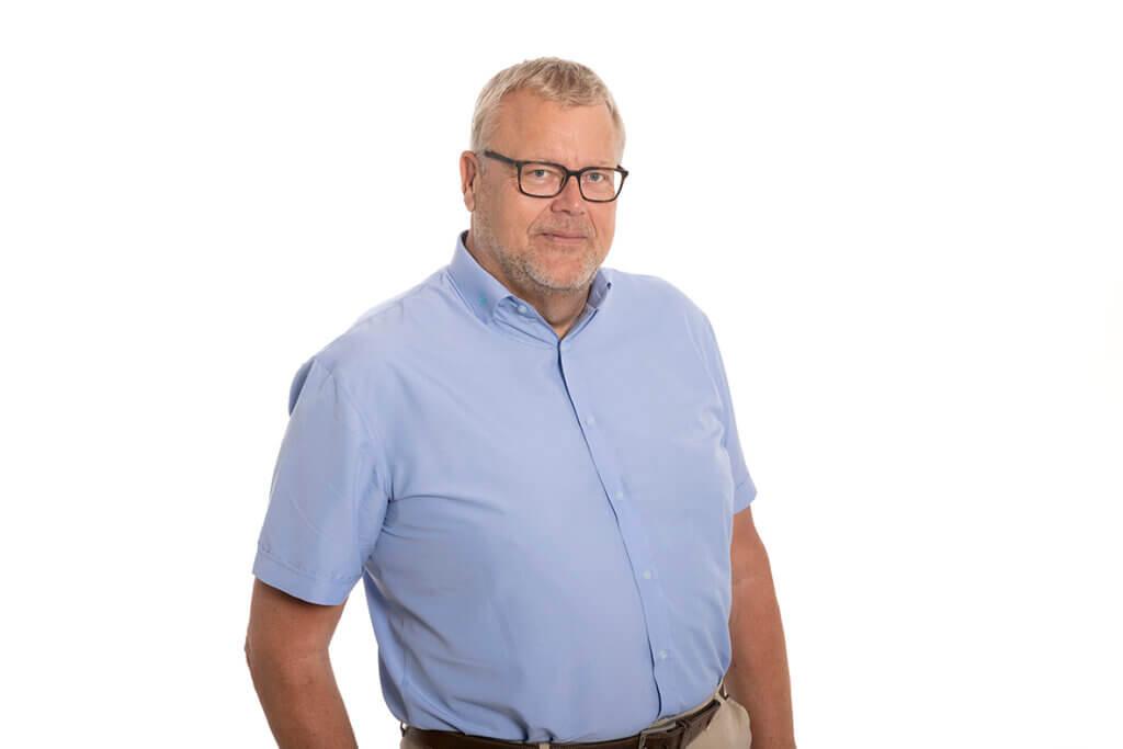 Per Møller Christensen er ansat som afdelingschef hos DP ventilation as